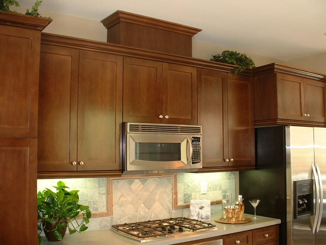 honey maple shaker kitchen cabinets - google search | honey maple