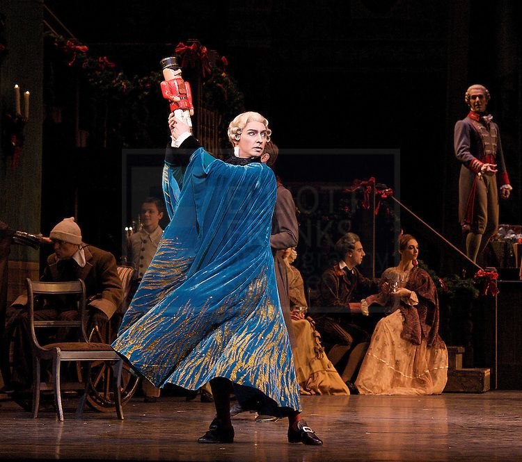 The Nutcracker  The Royal Ballet at the Royal Opera House, Covent Garden, London, Great Britain   Choreography by Pe...