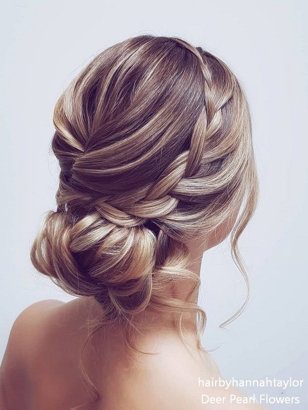 Long Wedding Hairstyles and Updos from Hair By Hannah Taylor