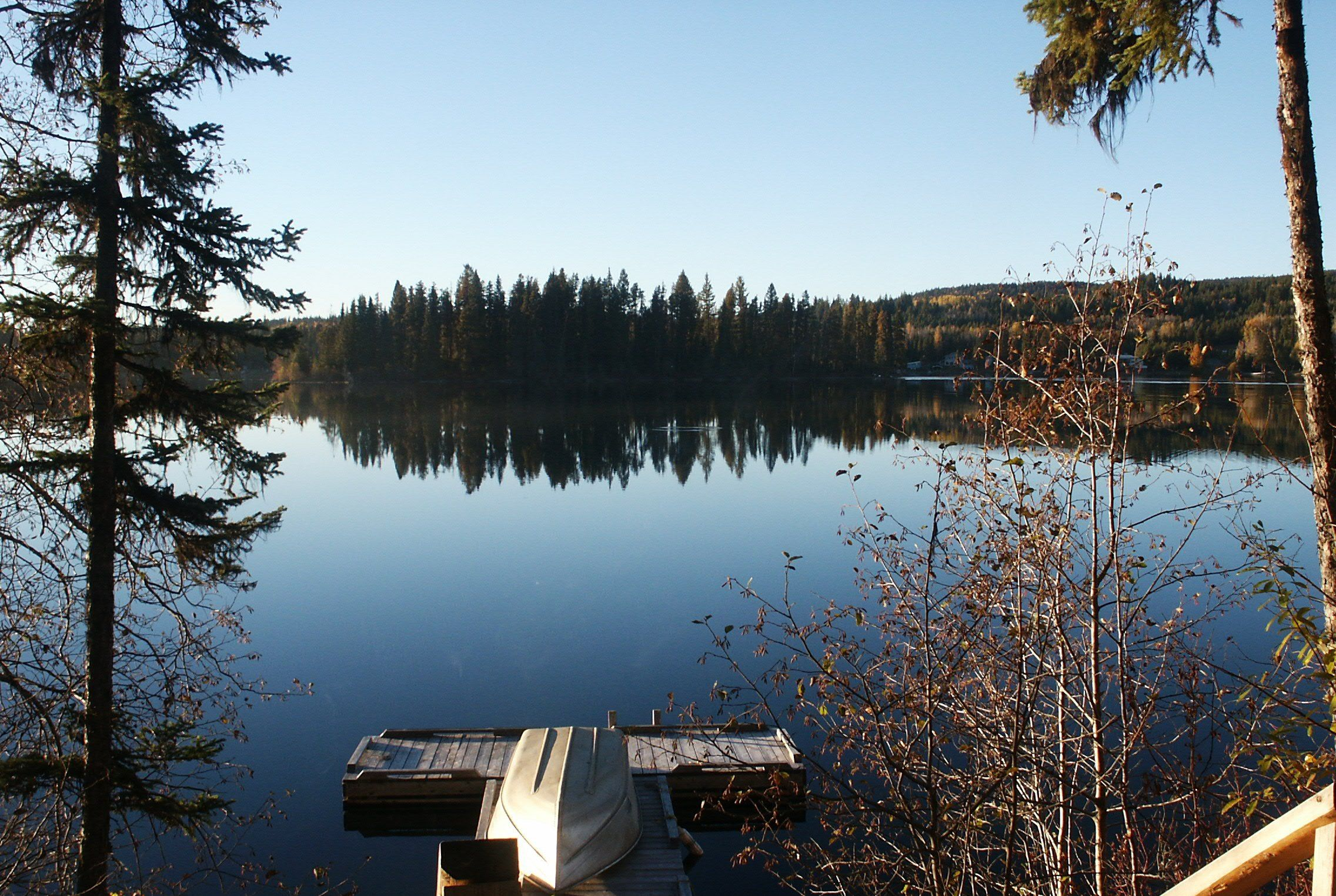 Deka Lake, BC We had a cabin here growing up love it