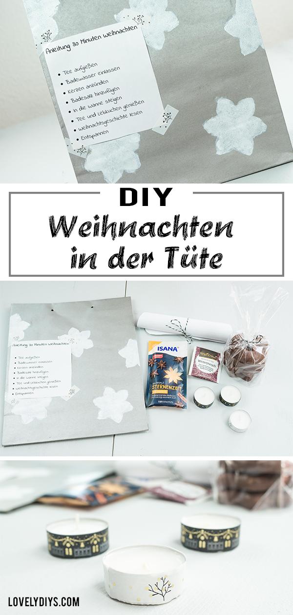 Photo of 30 Minuten Weihnachten in der Tüte – schöne Geschenkidee