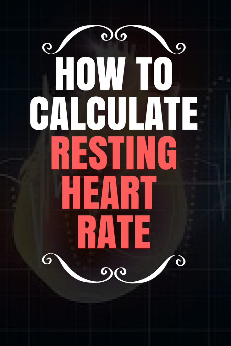 Calculate Your Resting Heart Rate Using The Wrist Or Neck Method