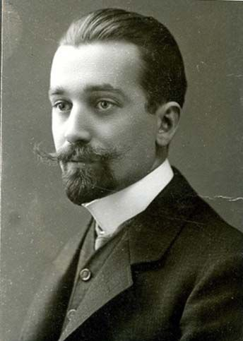 german gentleman. circa 1890-1900