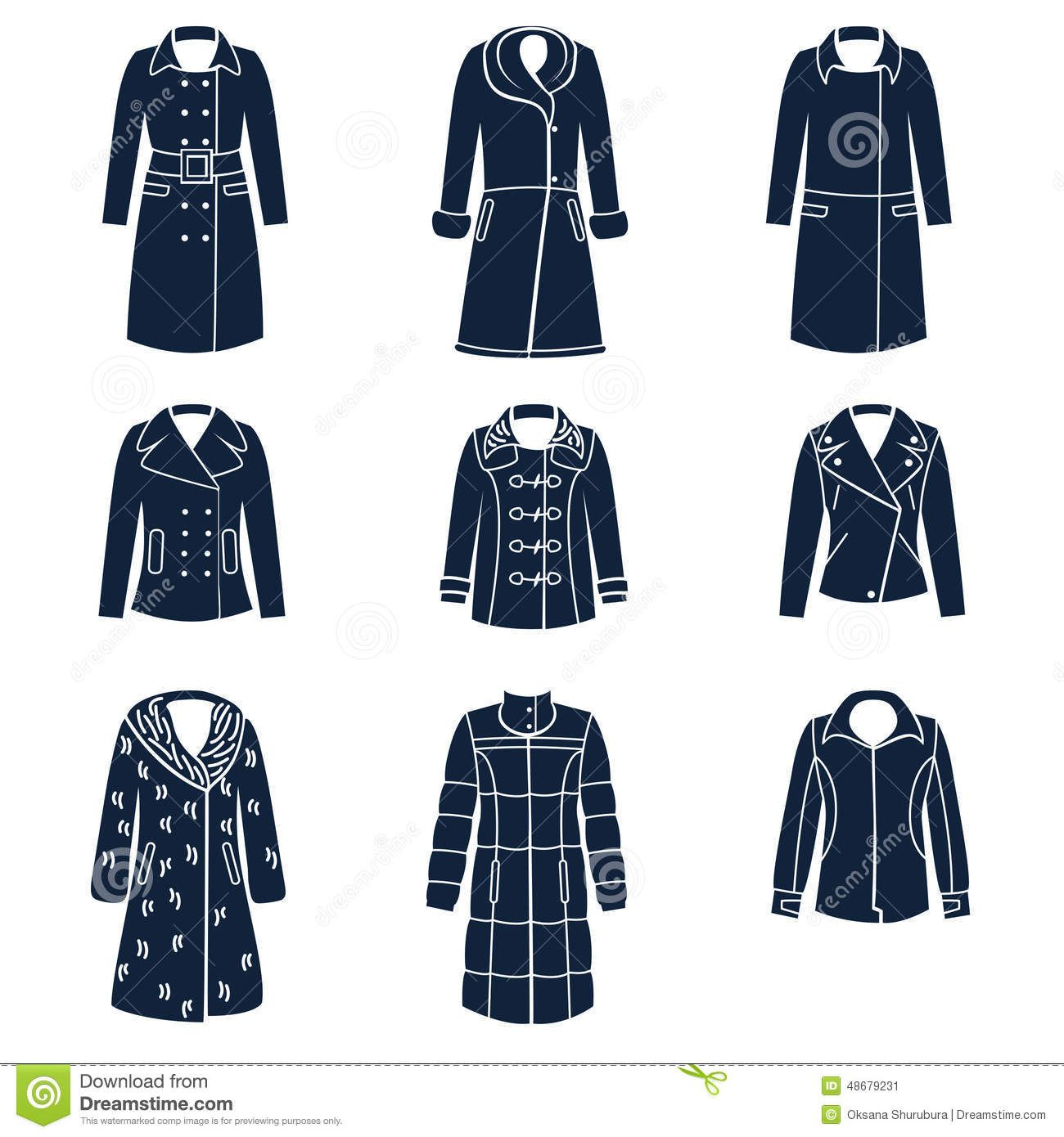 Different Types Of Women Winter Clothes