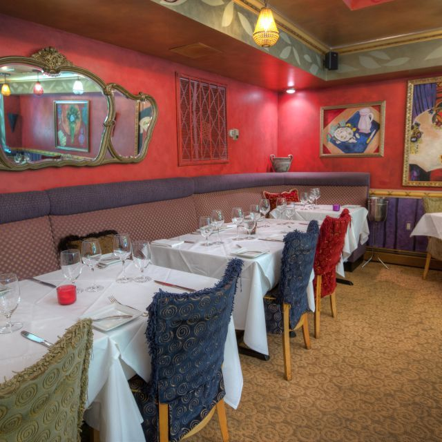 Cafe Matisse Rutherford Nj Romantic Restaurants