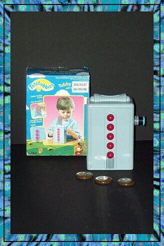 teletubbies machine