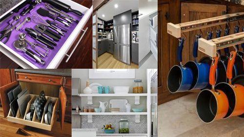 6 Model Laci Desain Kabinet Dapur Terkini Dapur
