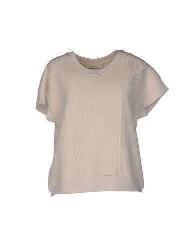 SESSUN Women's T-shirt Beige L INT