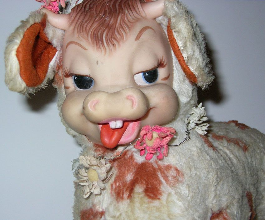 Vintage Stuffed Animals December 2017