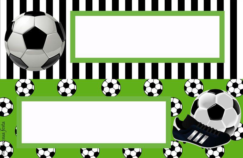 Soccer Set Free Printable Labels For Candy Bar Futbol
