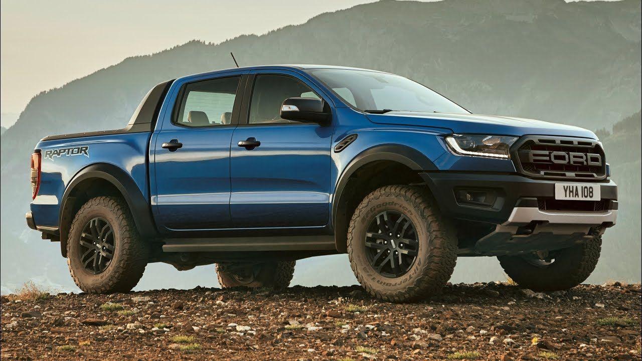 2019 Ford Ranger Raptor High Performance Pickup Truck Caminhonetes Carros Auto