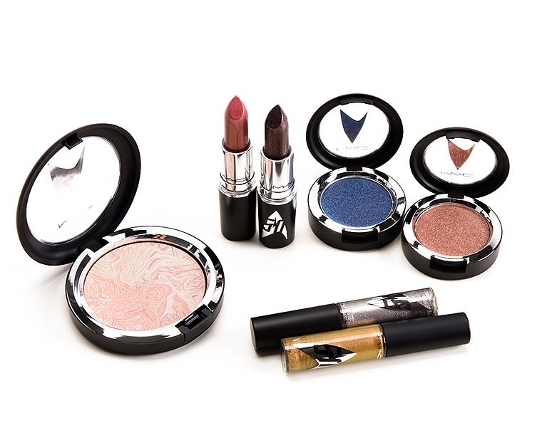 ca6bab37500 MAC x Star Trek Collection I have a sneak peek of a sneak peek featuring  MAC x Star Trek Collection