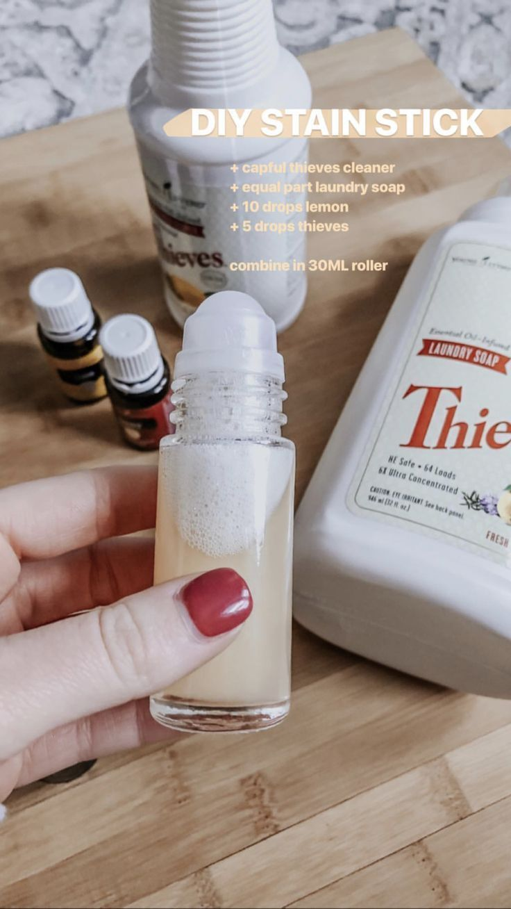 Yl Thieves Stain Remover