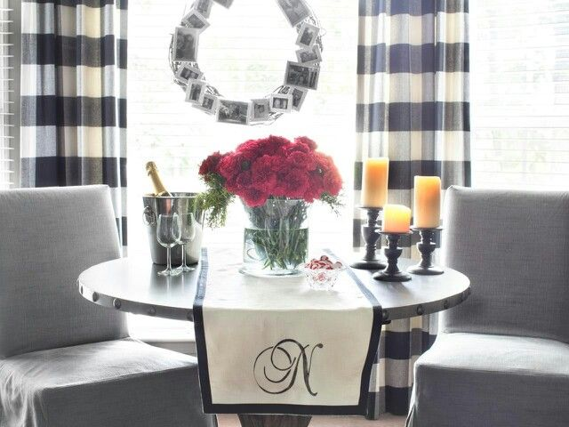 Gorgeous Dining Room Idea For Everyday Decor Handmade Table Runner Table Runner Round Table