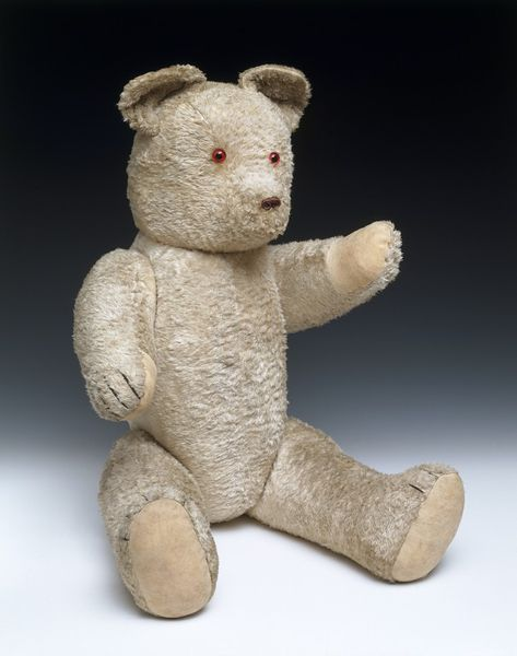 Teddy bear | V&A Search the Collections