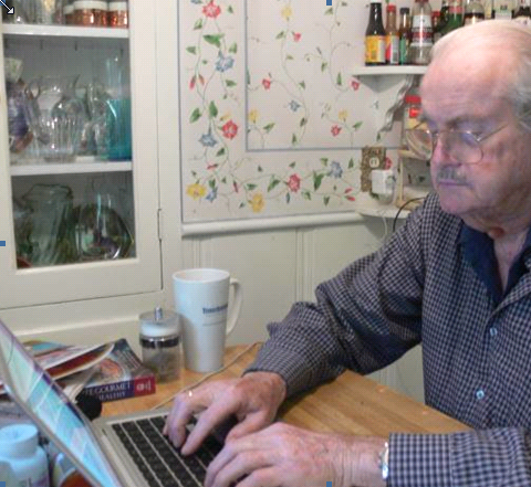 Jerry Pournelle on Facebook's Stock Decline