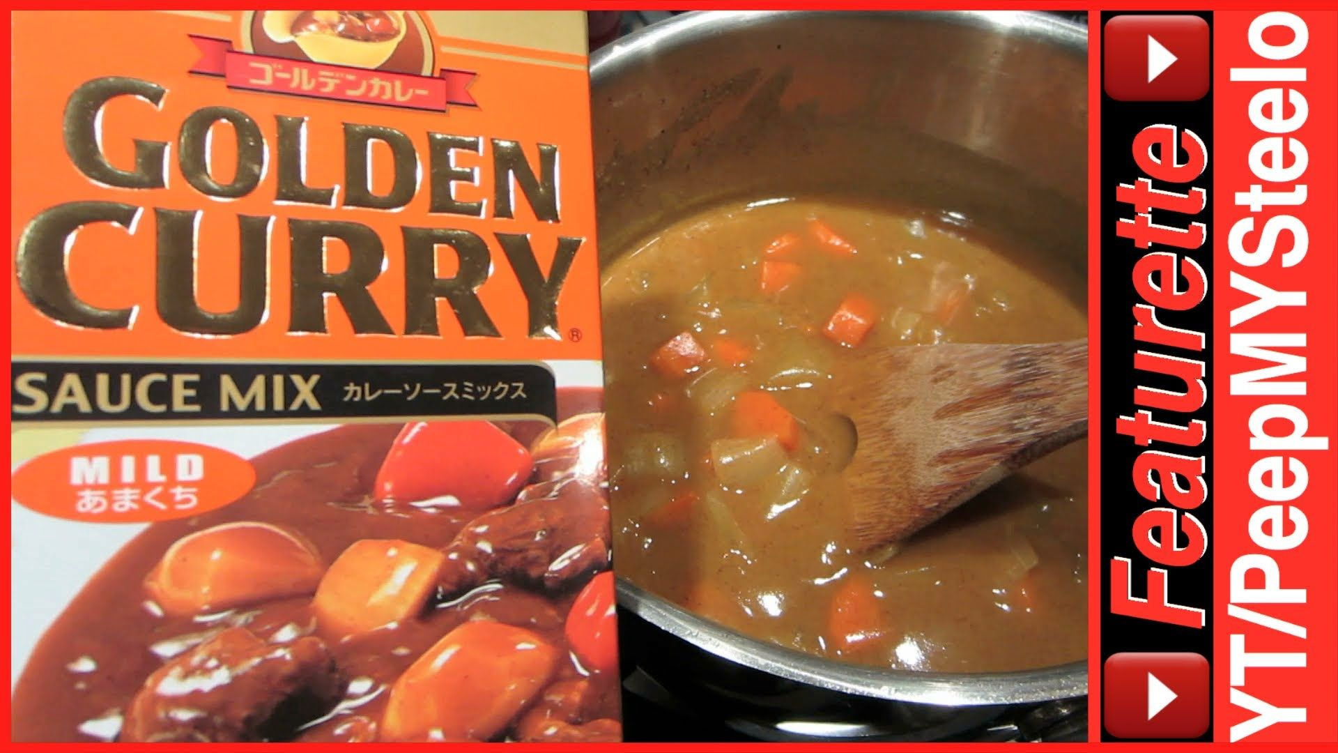 Golden Curry Japanese Curry Recipe Sauce Mix W Instructions Beef Or Chicken To Pork Cutlet On Rice Japanese Curry Curry Recipes S B Golden Curry Recipe