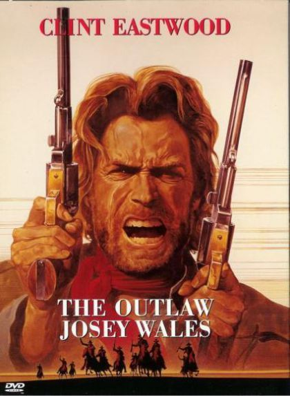 The Outlaw Josey Wales  http://connect.collectorz.com/movies/database/the-outlaw-josey-wales-1976