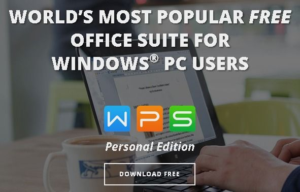 WPS Office Personal Edition\ - spreadsheet download free windows 7