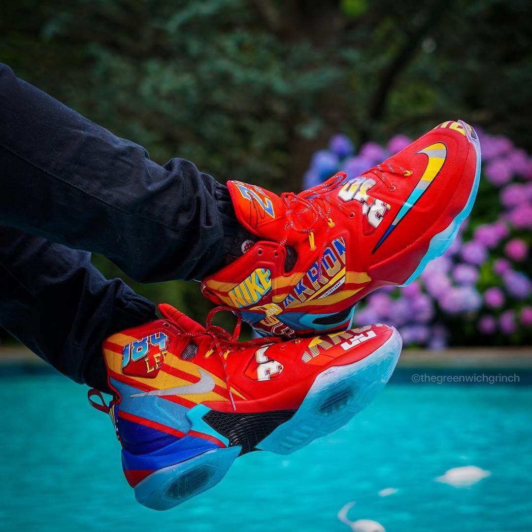 e3148a036a0e Nike LeBron 13