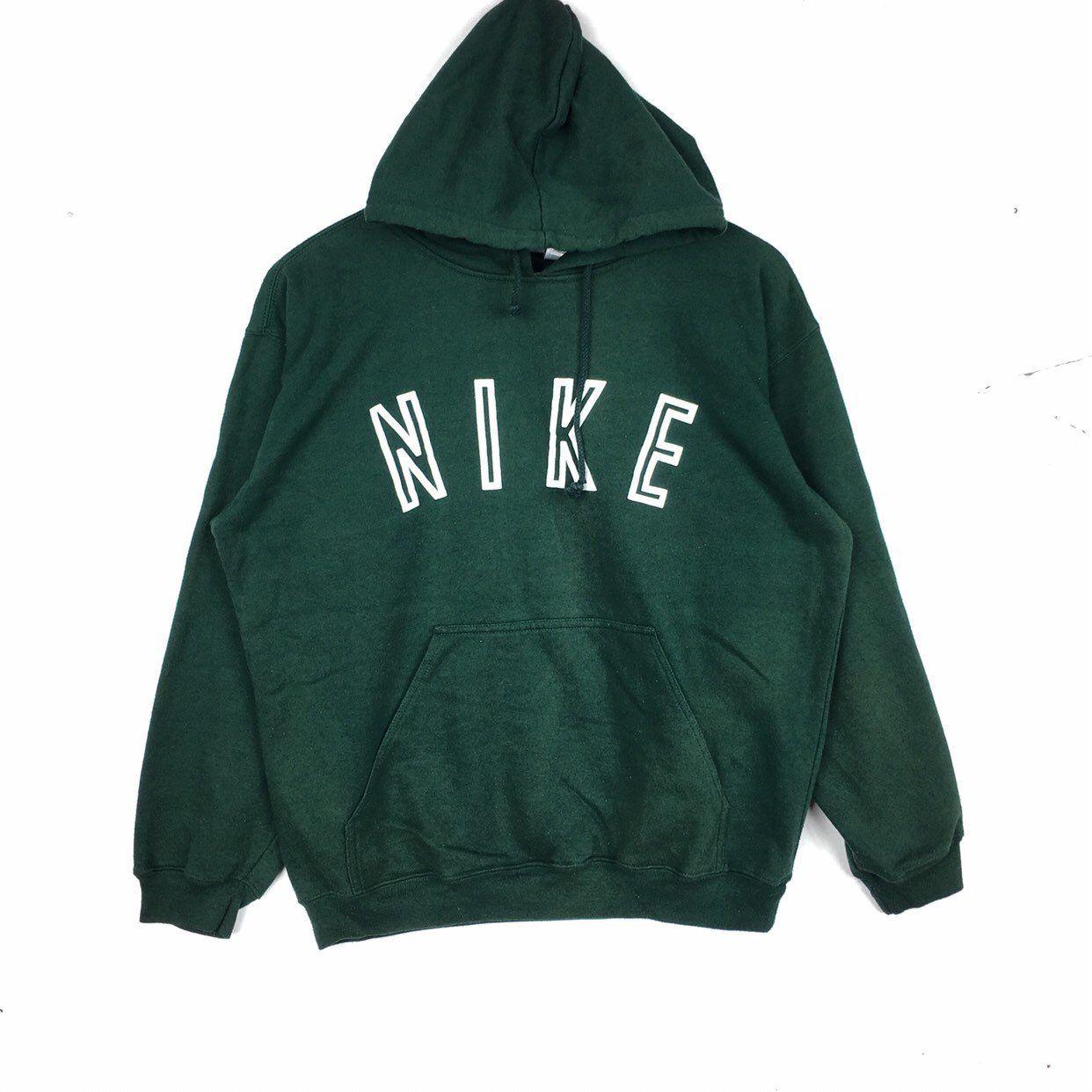 Vintage 90s Nike Big Logo Hoodie Anarok Colour Block Xl Size Etsy Vintage Nike Sweatshirt Sweatshirts Vintage Hoodies