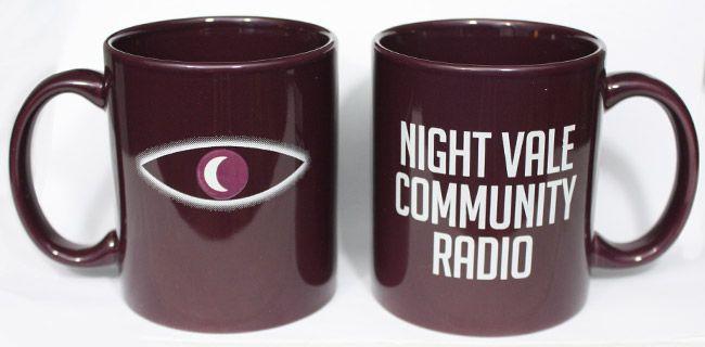 Welcome to night vale mug