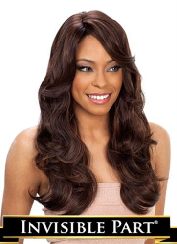 """MODEL MODEL DEEP INVISIBLE PART WIG """"LEMON TEA""""  OMBRE SHADES AVAILABLE!!  AVAILABLE SHADES: OM8642 & OM701  MODEL-MODEL-DEEP-INVISIBLE-PART-WIG-IN-LEMON-TEA-OMBRE-SHADES"""