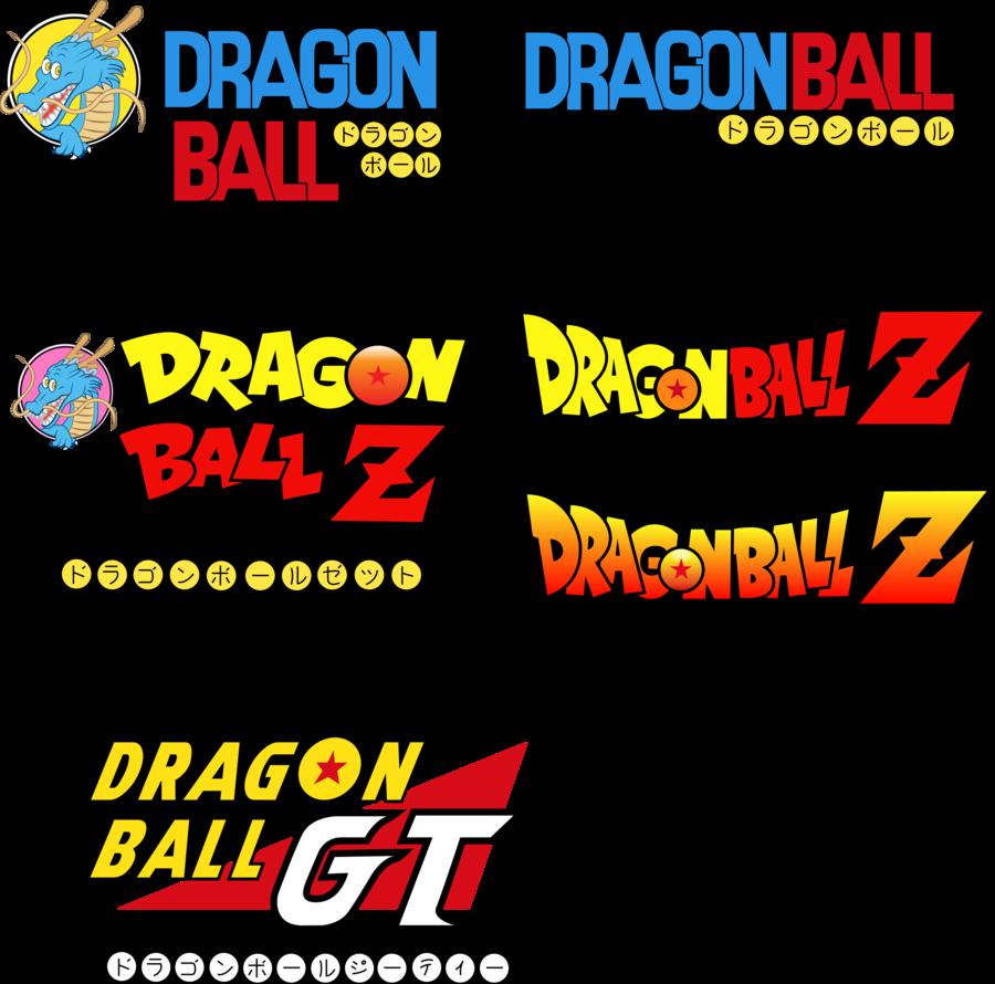 Logo Dragon Ball Z Anime Original 03 Dragon Ball Painting Dragon Ball Z Dragon Ball Art