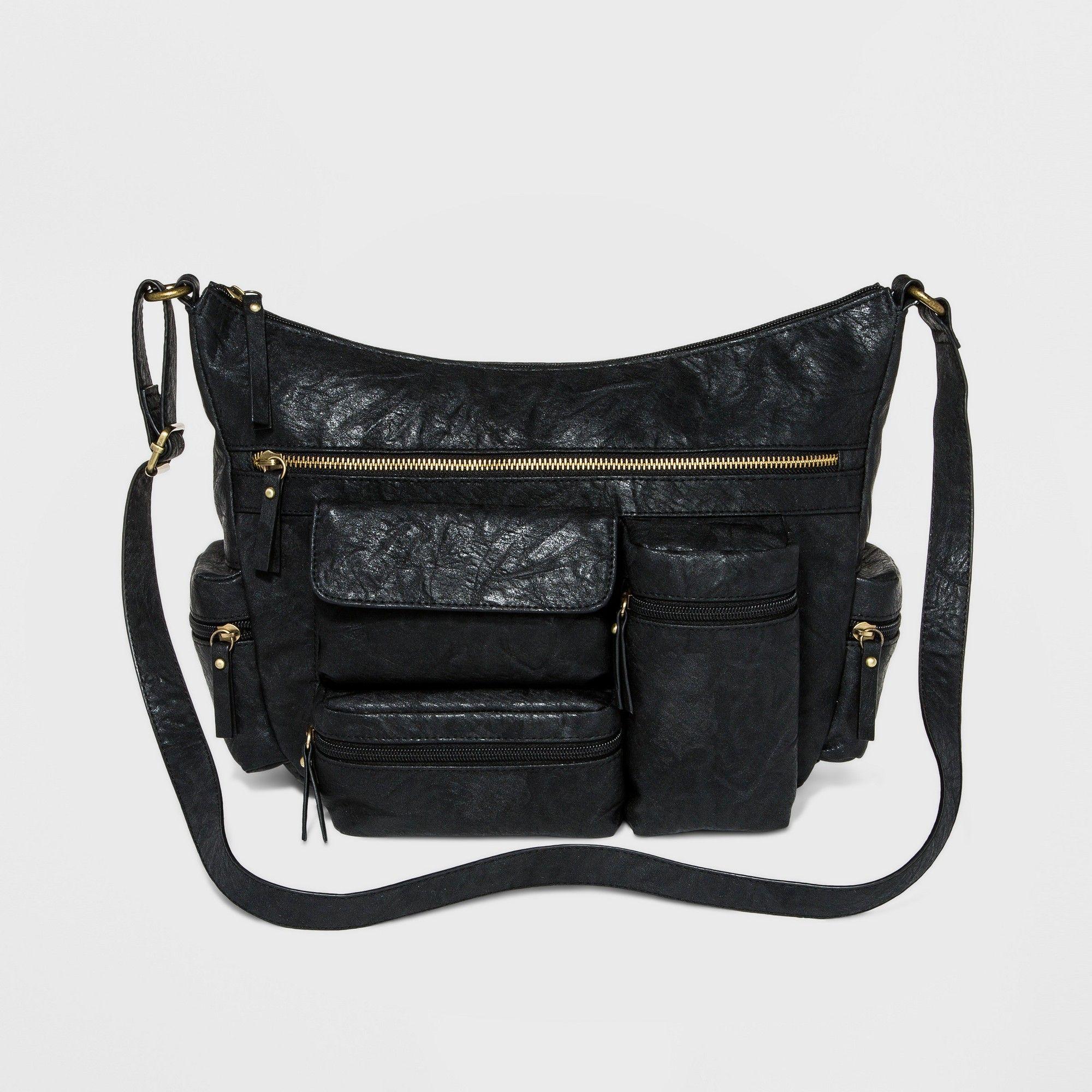 0c2d42a48ff Women's Veg Tan Hobo Bags - Bueno of California Black | Products ...