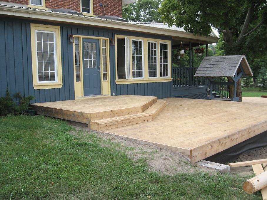 Deck railings can make a deck unique deck rails provide ...