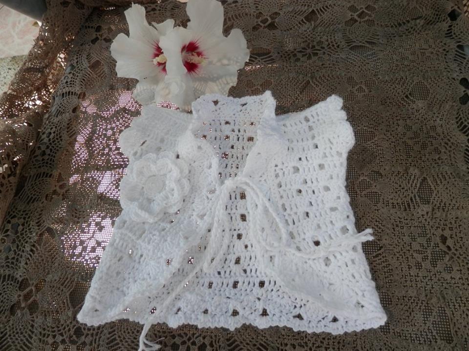 1168e589de Kislány nyári kardigán | Crochet Ronimami horgolásai | Lace tops ...