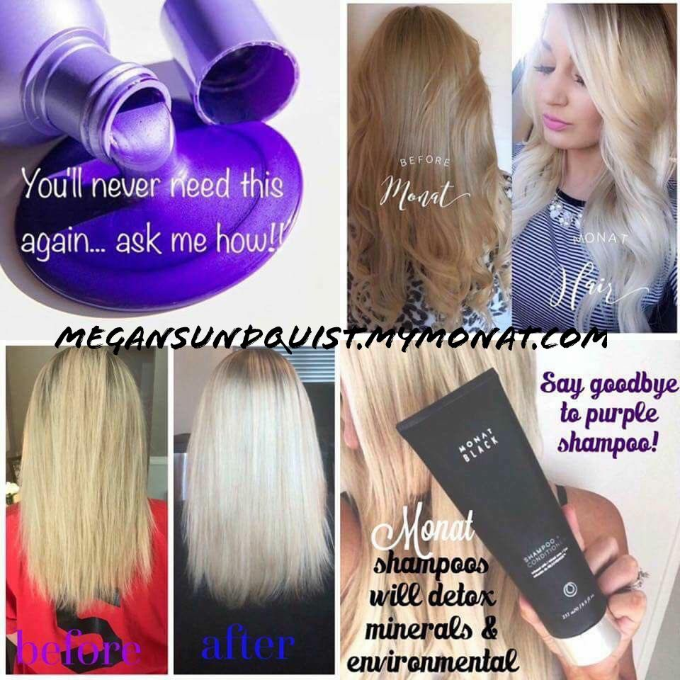 Black 2 1 Shampoo Conditioner Is The New Purple Shampoo For Blonde