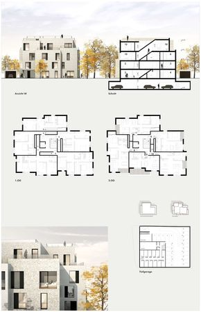 Eigentumswohnungen crailsheimstrasse freimann titus for Innenraumdesign studieren