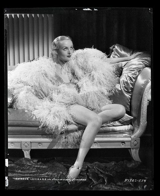 Carole Lombard #classicactresses