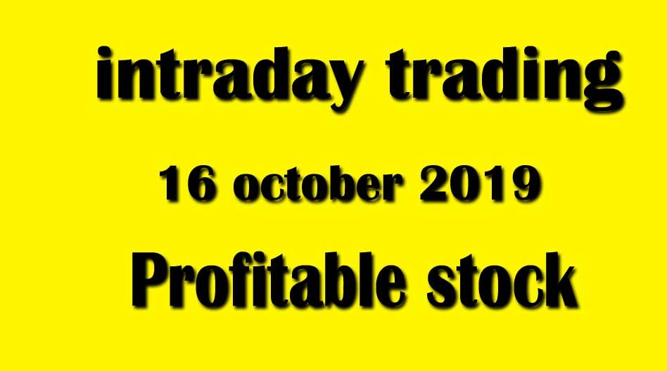 2019 Successful Intraday Trading Strategies Intraday Trading