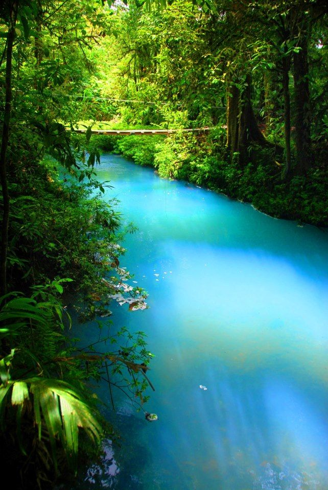Beautiful Costa Rica http://www.travelandtransitions.com/destinations/destination-advice/latin-america-the-caribbean/