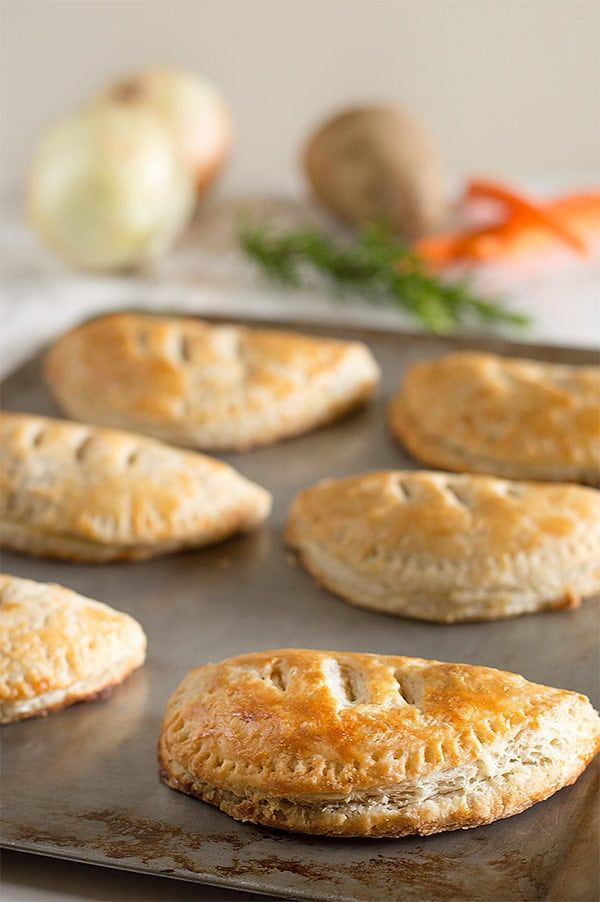 Buttery, flaky buttermilk pie crust wrapped around a ...