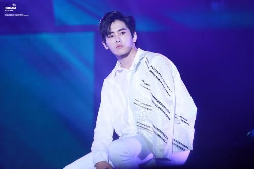 150809 #‎인피니트‬ Hoya - INFINITE EFFECT in Seoul Day-2