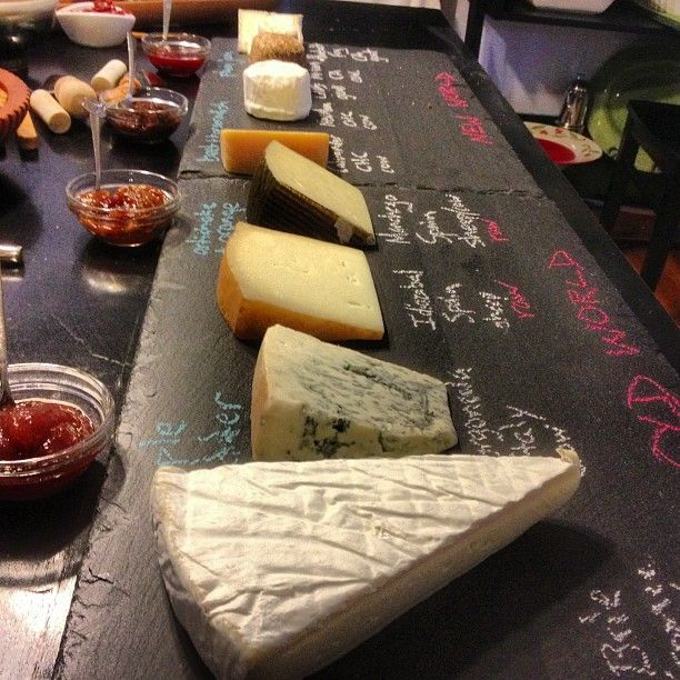 Cheese Board  (by bigspoonroasters)