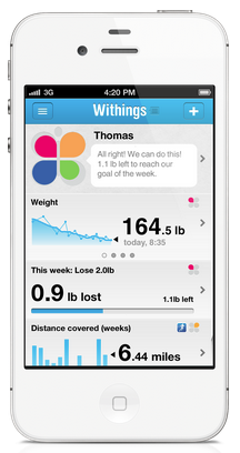 Withings The Health Companion Is The Simple Way To Take Care Of