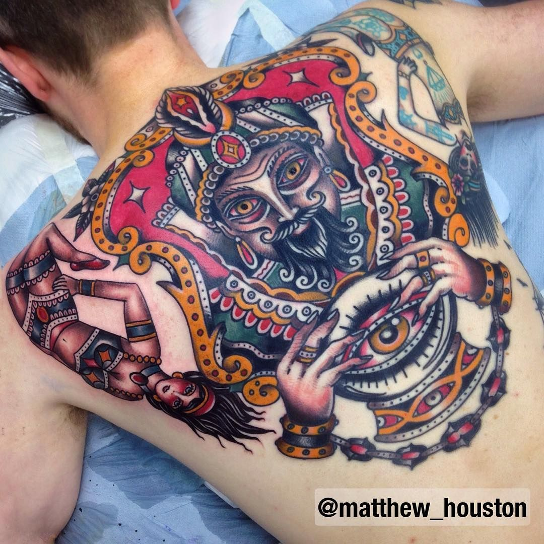 Matthew Houston More work done today on one of my