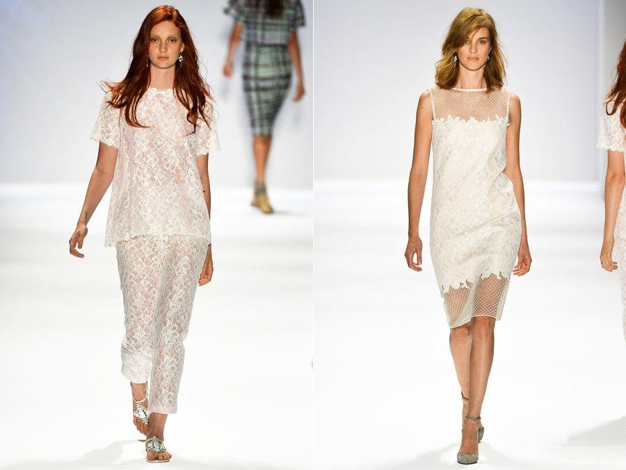 Dentre os conceitos já apresentados, podemos perceber que alguns trends já são conhecidos de outras estações e prometem continuar como ênfase no vestuário.