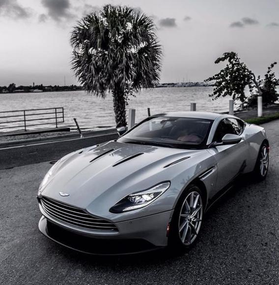 Aston Martin DB11 The Modern Descendant Of Bond's Car