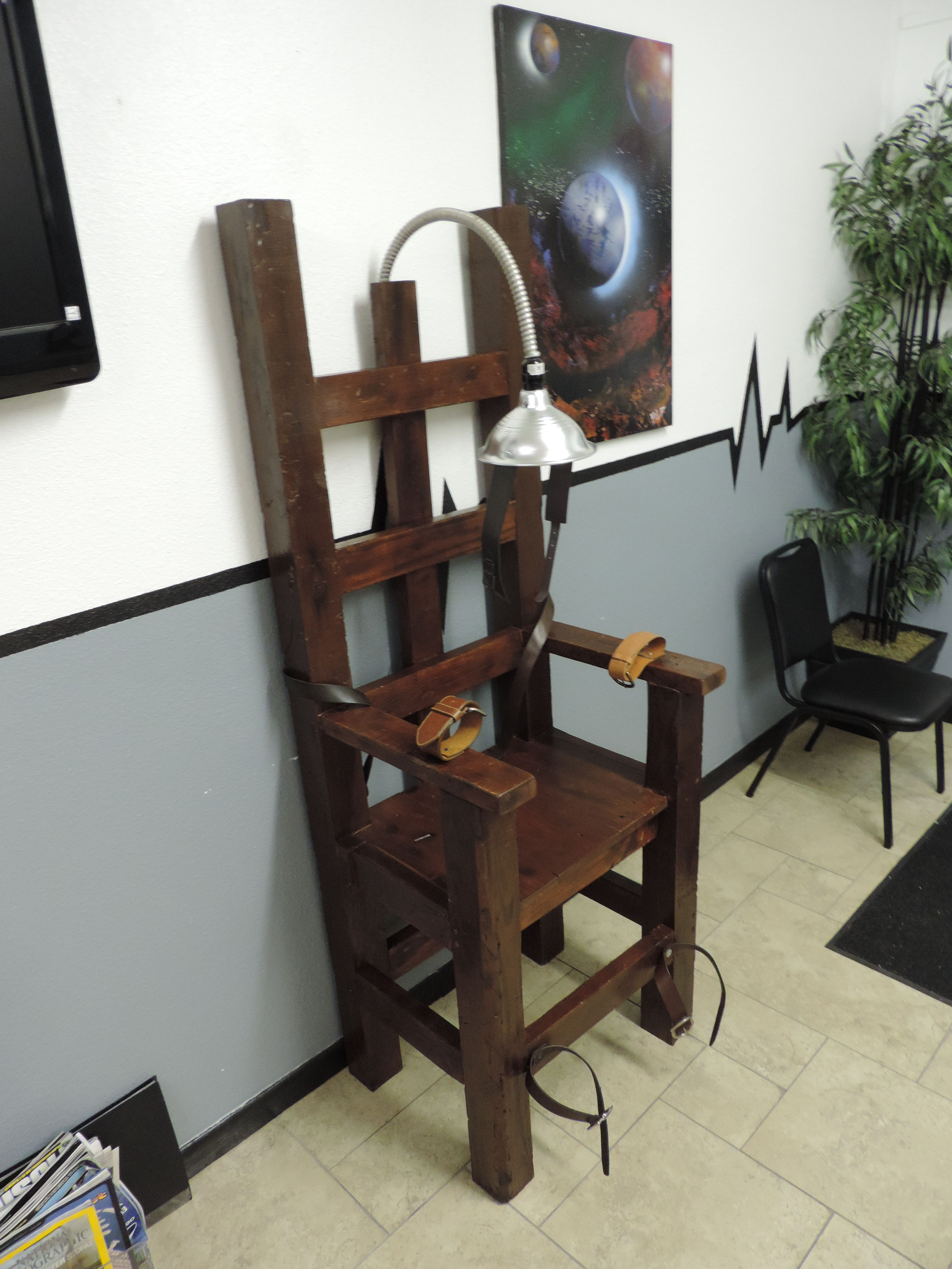 Vintage Electric Chair Car Seat Lounge Chairs I Made For The Shop Custom Art