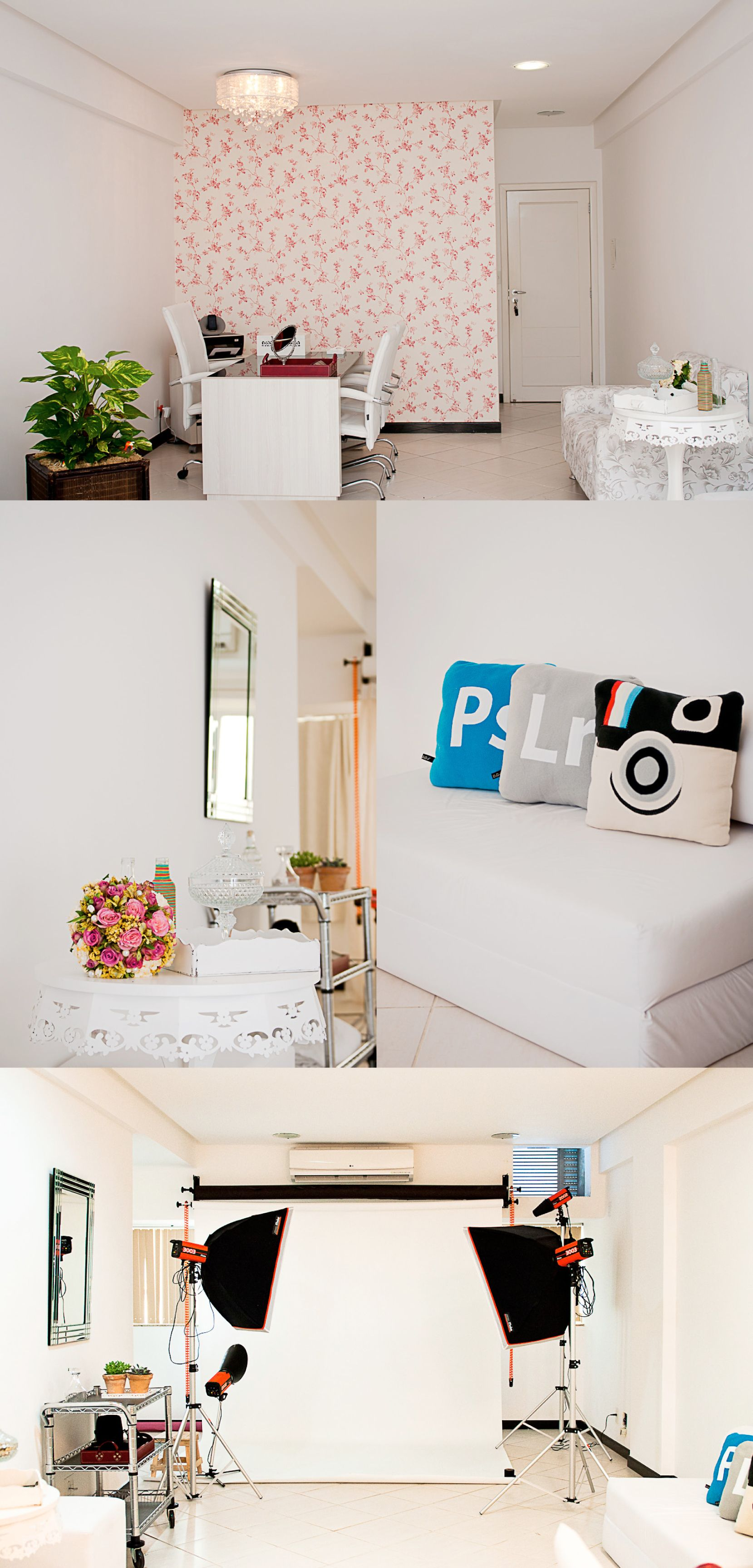 Enfim meu estúdio ficou pronto! =) | My Style | Pinterest | Studio ...