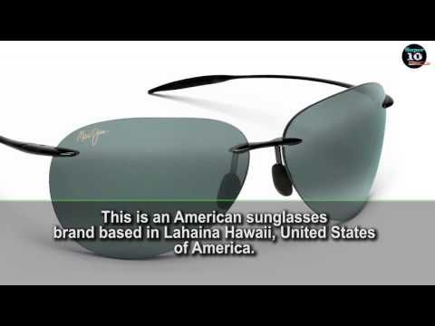 2e53db1d4e9 This is The Top 10 List of Best Sunglasses Brands in 2017 by Super 10 List.  Making of list of 10 Best Sunglasses Brands in 2017 is quite difficult task.