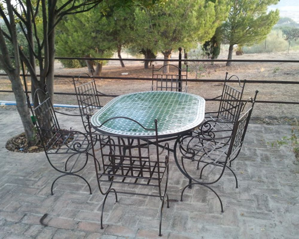 Mosaic Tables Moroccan Tiled Tables Online At Mosaic Table