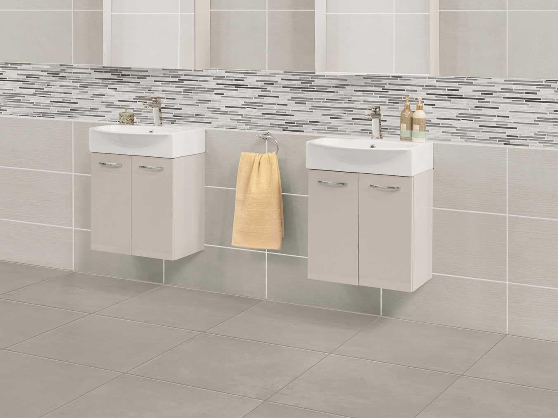 District Grey 600 X 600 Mm Matt Finish Glazed Porcelain Floor Tile Ctm Kitchen Floor Tile Tile Floor Flooring