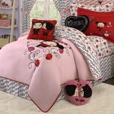 Must have this bedding set. Kiddie Kat would looooove it!