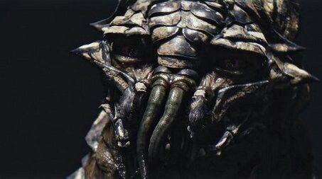 District 9 alien also a worker drone. how could you not fall in love with this face!?!